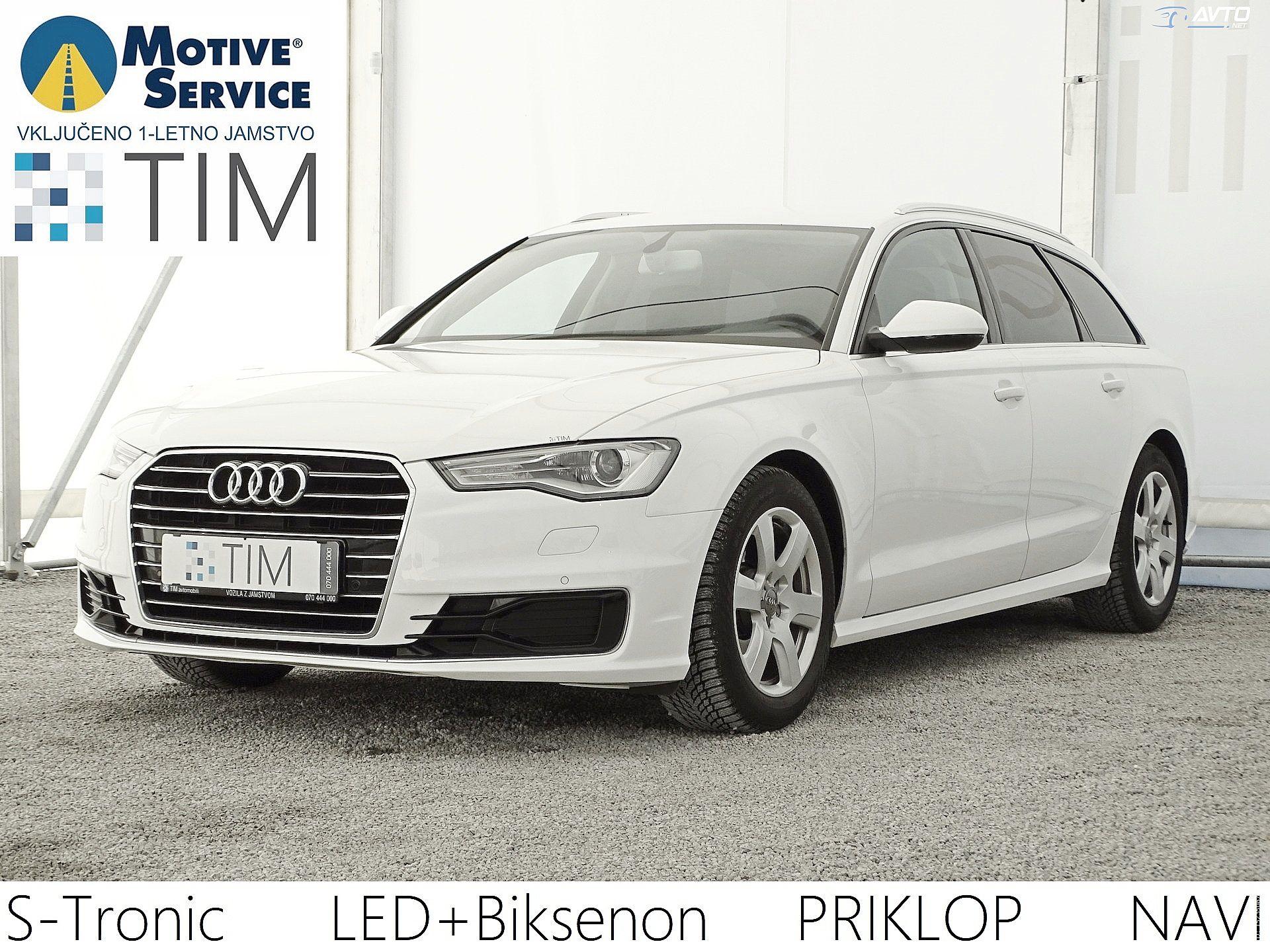 Audi A6 Avant 2.0 TDI Ultra S-Tronic
